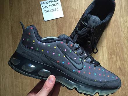 Nike Air Max 360 One time only Polka Dot - photo 1/5