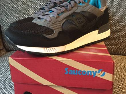 """<strong>Saucony</strong> x Solebox """"Three Brothers"""" Shadow 5000 US8 UK7 EU41 1of95 - photo 1/8"""