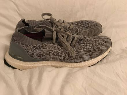 Ultra Boost Uncaged Grey W - photo 1/5