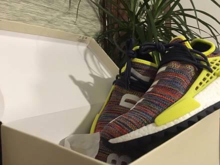 Adidas Human Race NMD Pharrell Multi Color - photo 1/5