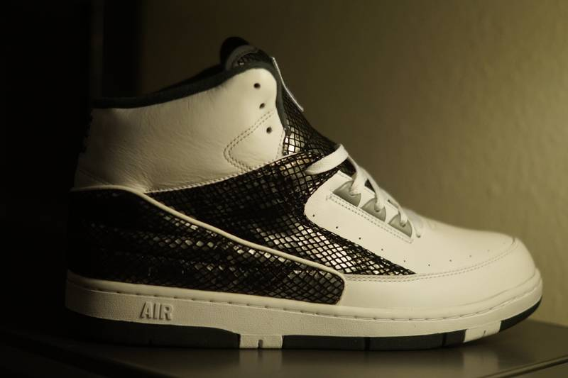 Nike Air Python SP Nike LAB TierZero Tier0 Snakeskin - photo 4/5