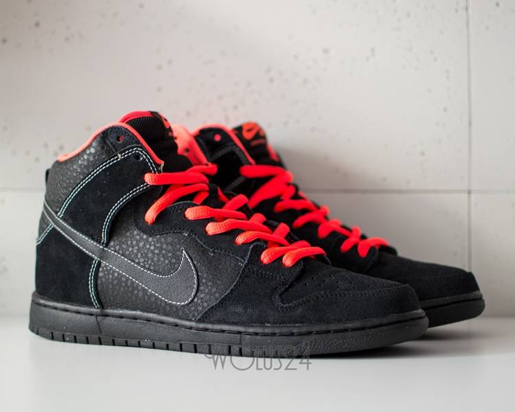 best loved 0d58a 1577a DUNK HIGH PRO SB Nike Dunk High PRO SB SAFARI 305050-066 Black Atomic Red  us10 DeadStock - photo ...