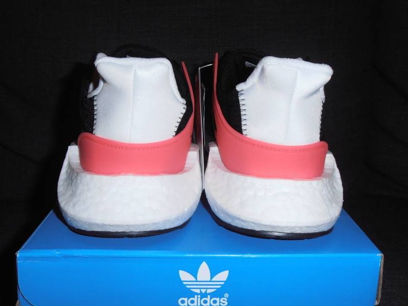 Adidas EQT Support 93/17 boost core black/turbo - photo 2/5