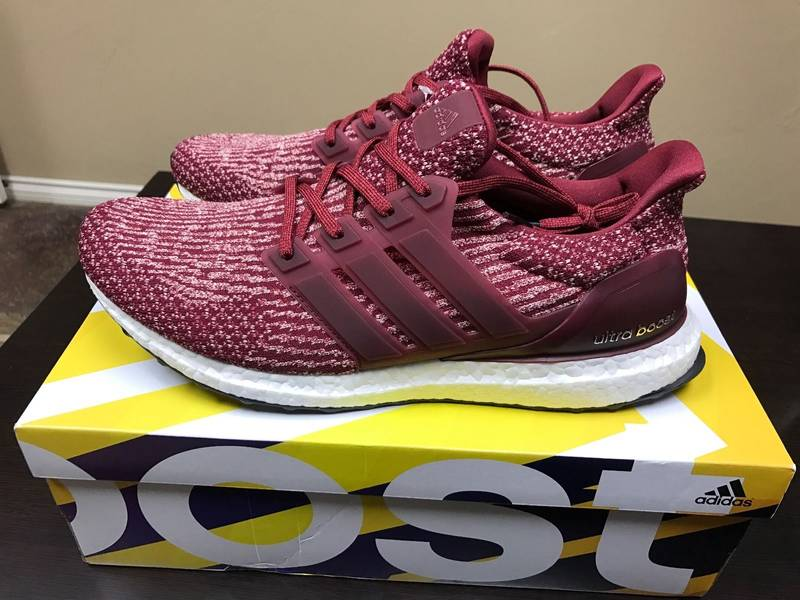 Adidas Women's Ultra Boost 3.0 Red Night Release Date S82058