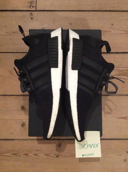 Women's Adidas NMD R1 PK featuring Sophia Chang Ill ustrated Ep