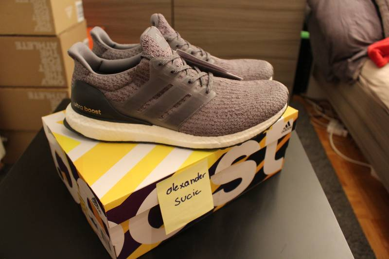 adidas ultra boost 3.0 W S80686 Still Breeze Core Black Pink salmon