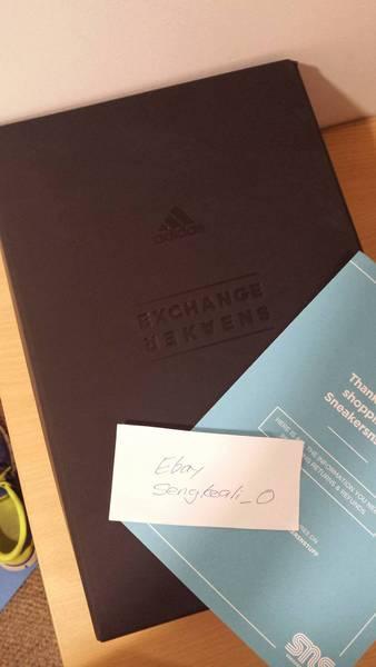 Adidas Ultra Boost Sneakersnstuff SNS X Social Status UK 6 / US 6.5 - photo 6/6