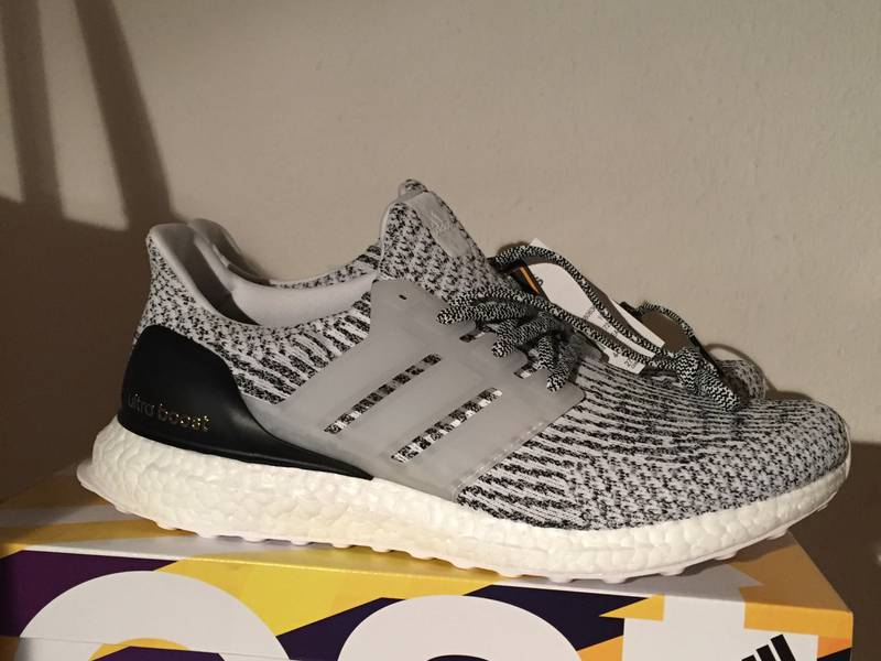 Restock: adidas Ultra Boost 3.0 'Clear Gray'