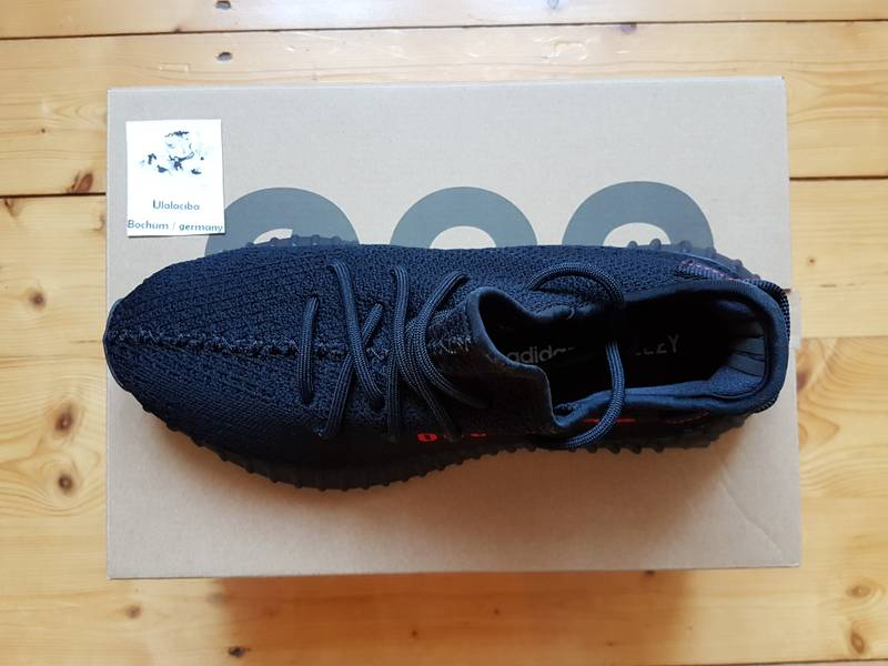 ADIDAS YEEZY BOOST 350 V2 BY KANYE WEST US 9 | UK 8.5 | EU 42 2/3 CP9652 - photo 5/7