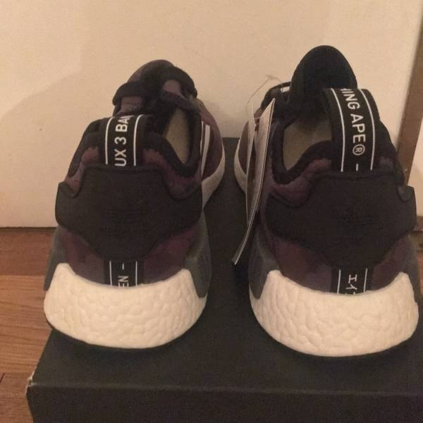 adidas NMD R1 x Bedwin & The Heartbreakers Black BB3124