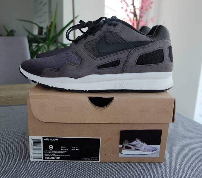 Nike Air Flow Anthracite US 9 EU 42,5 (Max,OG) - photo 1/8