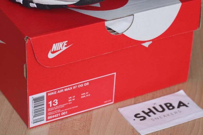 Nike Sportswear Air Max 97 Premium 312834 200 Particle