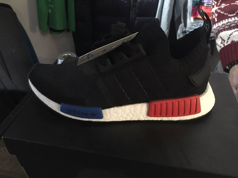 "adidas NMD_R1 ""Chain Metail Blue Men's Adidas NMD Colorways"