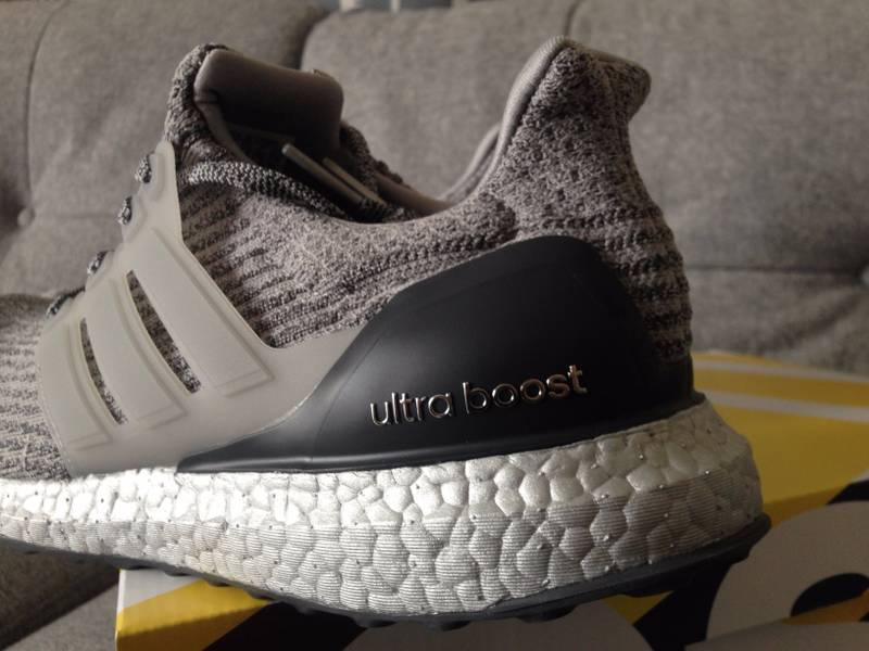 Adidas Ultra Boost 3.0 'Silver Boost' Superbowl Edition