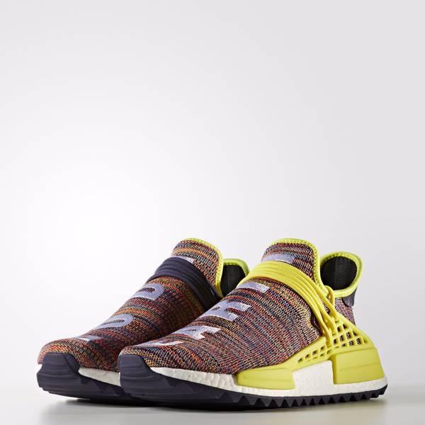 Pharrell adidas NMD Human Race November 2017