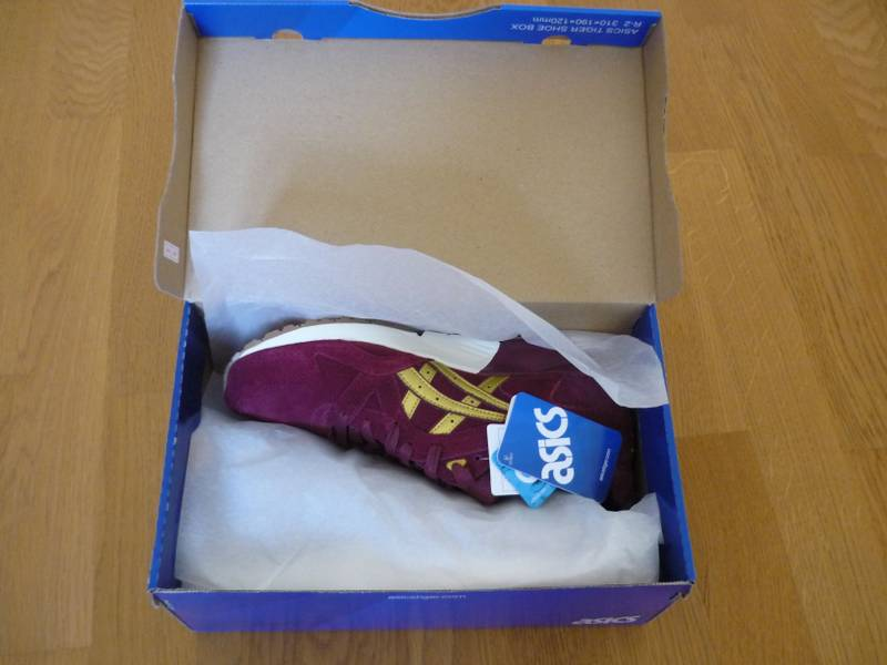 "Asics Gel Lyte V x Sneakerness ""Passport"" - EU 43,5/ US 9,5 - photo 3/8"