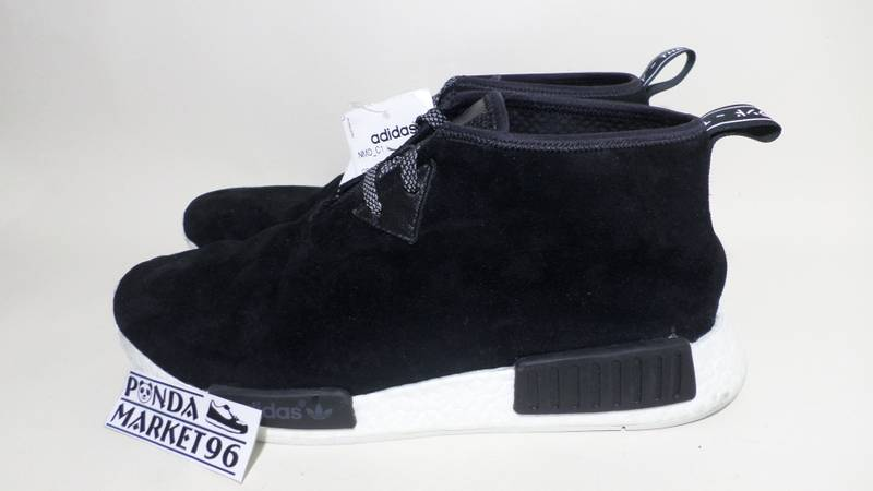 Adidas NMD Chukka C1 OG Colorway Review Story How I Cop