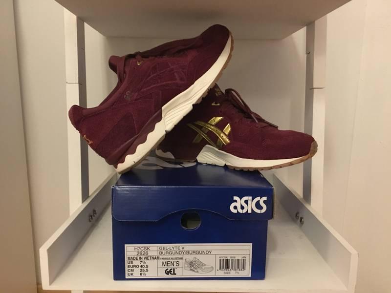 low priced cba52 59f05 sneakerness asics gel lyte v passport