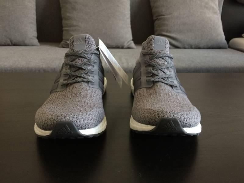 Adidas Ultra Boost 3.0 LTD (Gray) - Sneaker Freaker