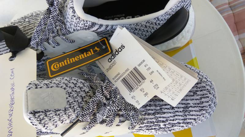 Adidas Ultra Boost 3.0 OREO Unboxing On Feet
