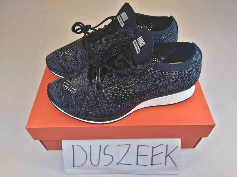 sports shoes 067f7 68a09 nike flyknit racer blackout us