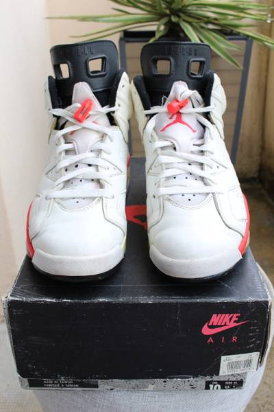 pretty nice b3d28 43c64 buy jordan 6 infered infrared 1991 97b55 b8dd1