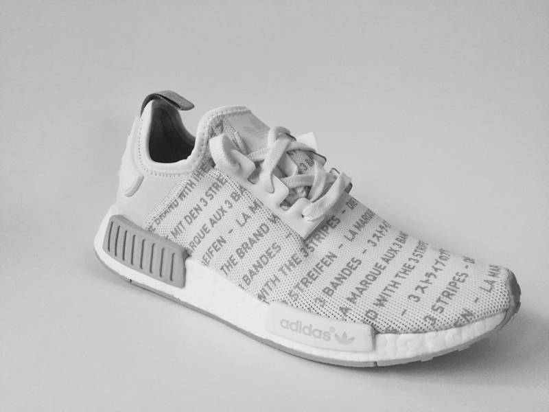 Cheap Nmd R1 Zebra White Black Primeknit Running Shoes Womens