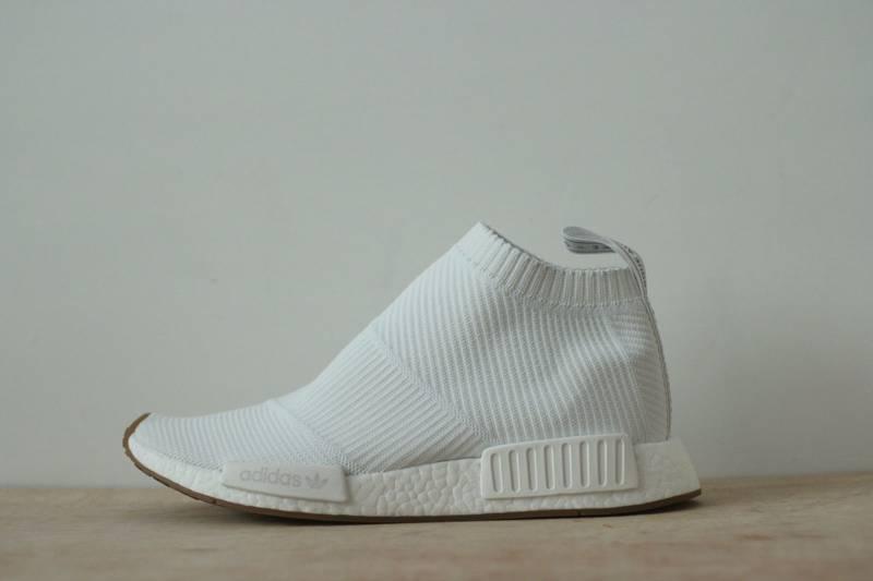 Adidas NMD R1 Bedwin The Heartbreakers Gris Blanco & NMD_R1 y