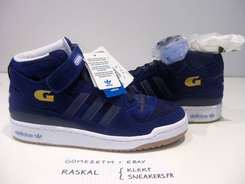 best sneakers 9f285 5944d Adidas Forum Mid RS Def Jam Ghostface Killah DS 8.5US - photo ...