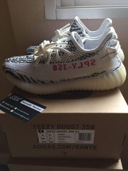 BUY Adidas Yeezy Boost 350 v2 Cream White