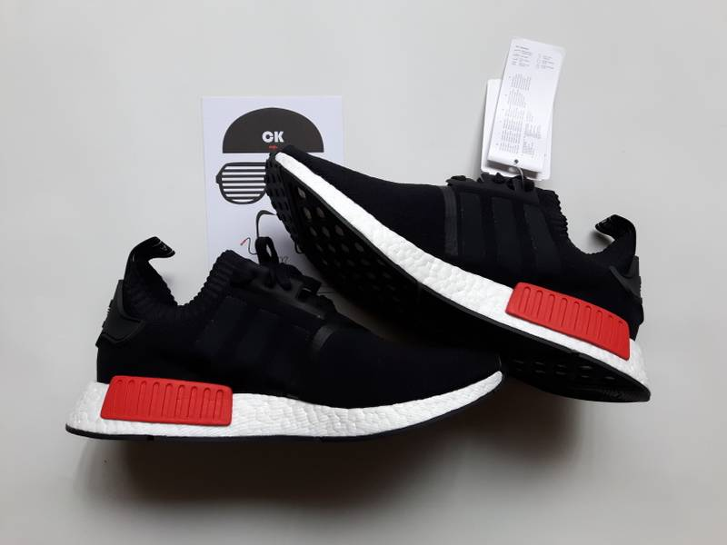 Adidas NMD R1 Primeknit OG S79168 DS Size 10 in Hand Ready to