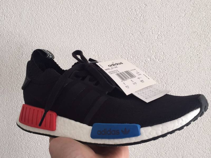 88bb23510 Adidas NMD R1 PrimeKnit Olive Camo Colorway Review   Sizing