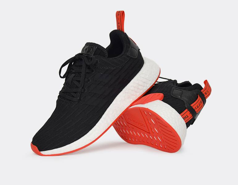 Adidas NMD XR2 White N Red