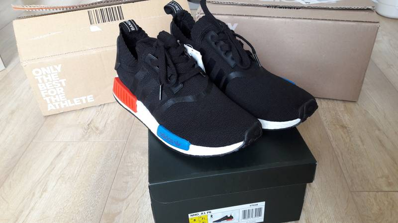 adidas Originals Womens NMD XR1 Trainer Midnight Grey Ink lovely