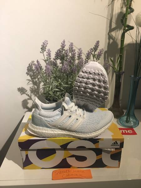 Adidas x parley ultraBOOST 3.0 coral bleach - photo 4/6
