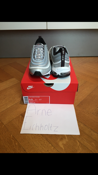 Nike Air Max 97 OG QS 'Silver Bullet' - photo 2/5