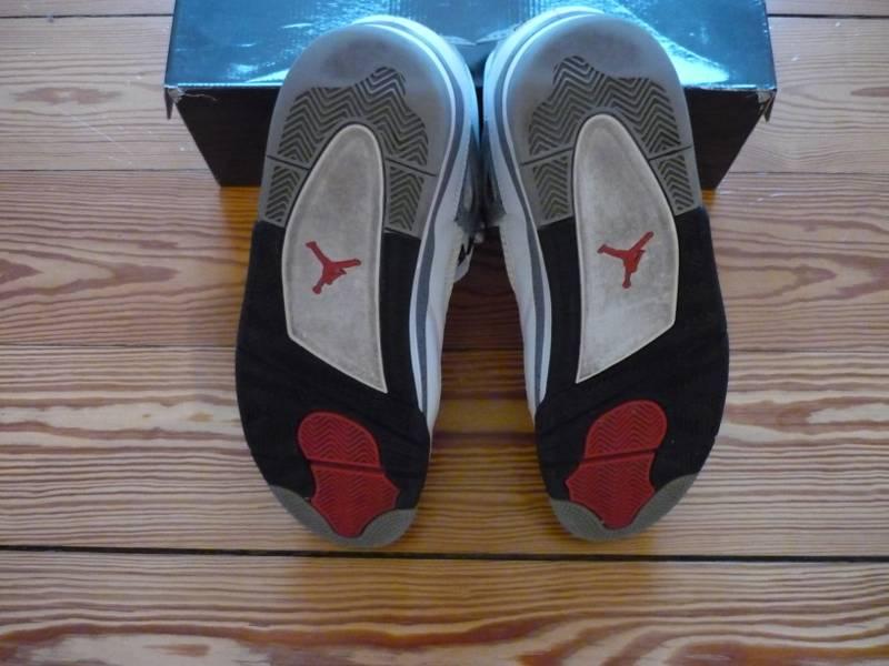 Jordan 4 Cement - photo 6/6