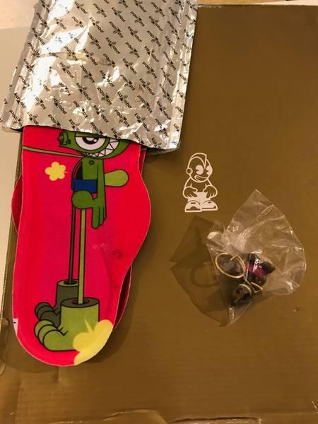 Nike Air Max 1 Kid Robot - photo 6/6