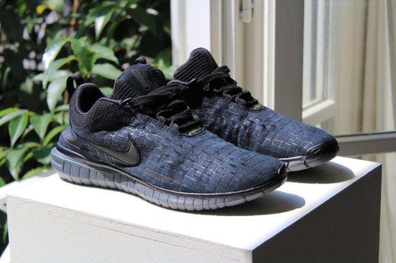 """check out 852b8 2c5b9 NIKE FREE OG """"BLACK CROC"""" Homme AUEV33 Nike Free OG 14 - Black Anthracite  (8 US ..."""