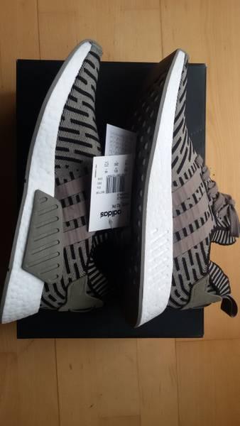 NMD R2 White Mountaineering Navy size 11 (Clothing \\ u0026 Shoes) in