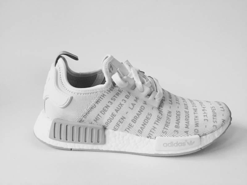 ON FEET Adidas NMD R1