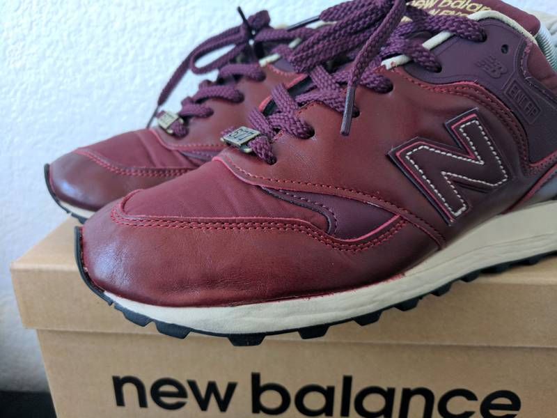 New Balance 577TLR Test Match Pack Reshaped - photo 3/7