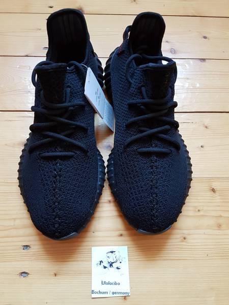 ADIDAS YEEZY BOOST 350 V2 BY KANYE WEST US 9 | UK 8.5 | EU 42 2/3 CP9652 - photo 6/7