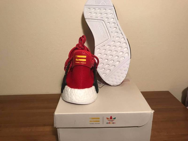 a69c77079fe876 Adidas NMD Runner   Human Race   Red Happiness Outlet Malaysia