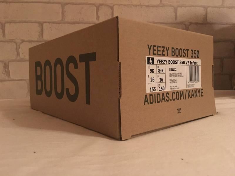 Cheap Yeezy 350 V2 BB6372 Sale 2017