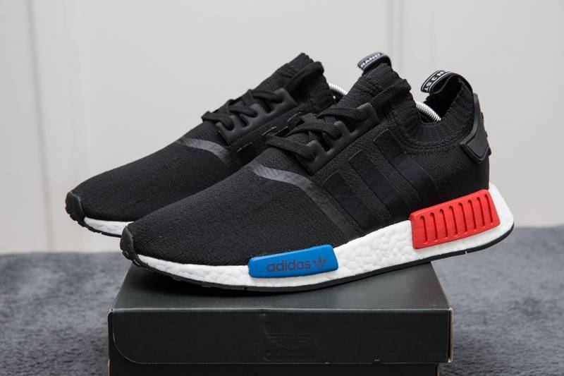 Collectors Pad Adidas NMD R1 ( Rainbow ) Men's Size: 10