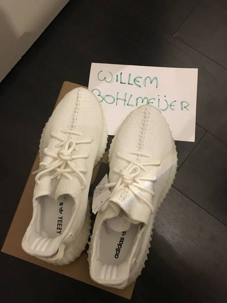 Adidas <strong>YEEZY</strong> boost <strong>350</strong> V2 <strong>Cream</strong> <strong>white</strong> - photo 1/7