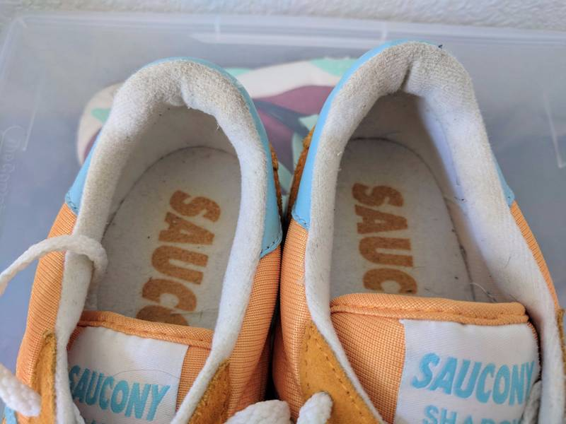 Saucony Shadow OG Vintage Orange - photo 5/6