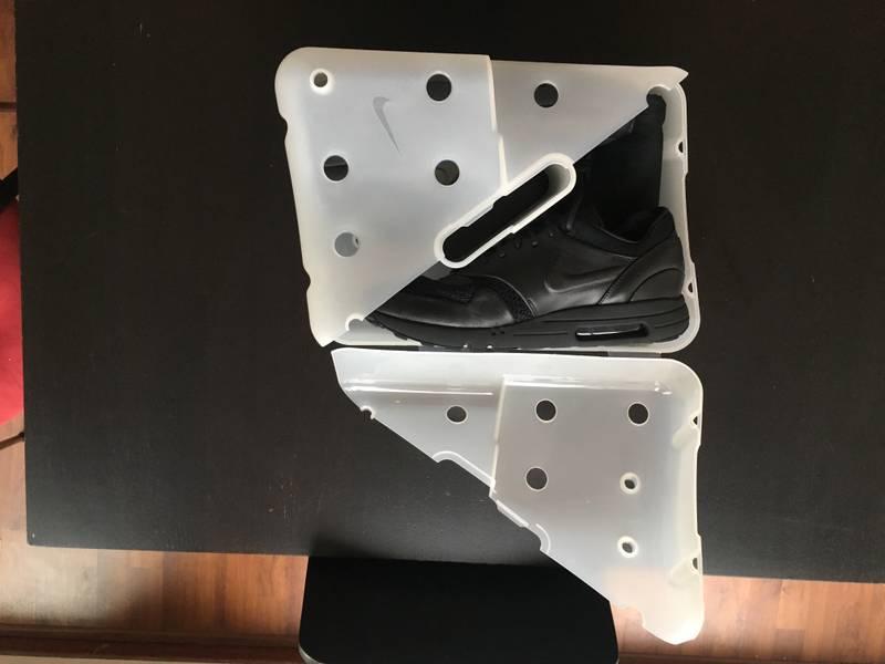 2031a2aa9630 NikeLab Air Max 1 Flyknit Royal x Arthur Huang Men s Size ...