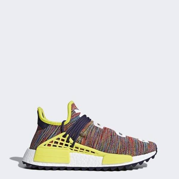 new product 599d9 8e0d3 Pharrell x adidas NMD Hu Trail Core Black. Adidas NMD Human Race ...
